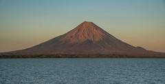 Vulkan Concepción in der Abendsonne (matthias_oberlausitz) Tags: vulkan concepción conception concepion ometepe insel nicaragua see nicaraguasee mittelamerika lateinamerika abend abendsonne