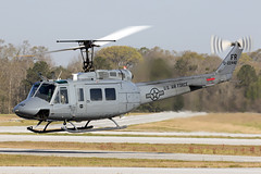 74-22442_BellTH-1H_USAirForce_Rucker_Img01 (Tony Osborne - Rotorfocus) Tags: bell helicopter th1h iroquois huey ii uh1 united states air force usaf 2017 fort rucker alabama