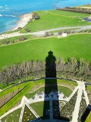 Phare de Chassiron (Ile d'Oléron, Charente-Maritime, France) (frecari) Tags: charentemaritime france 2017 océan phare nature jardin ombre