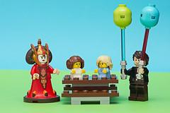 A happy sunday on Naboo (Xtophe68) Tags: lego starwars toy toyarealive afol swafol