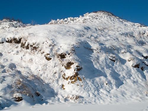 Snow dunes ©  Andrey