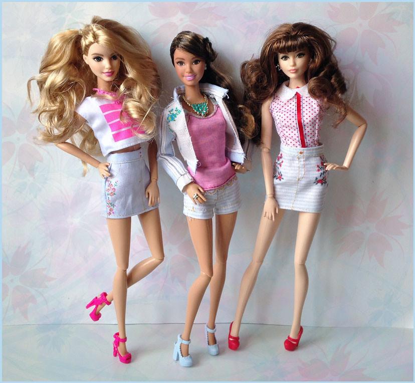 L Cllz Pennylu Tags Barbie Fashionistas Style 2017 2016 Barbiecollector Birthdaywishes Original