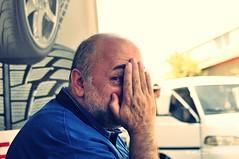 Half self Cemâl (Hüseyin Başaoğlu) Tags: hüseyinbaşaoğlu huseyinbasaoglu türkiye turkey turkei turquie çanakkale dardanel biga pegai nikond300s tamronadaptall2sp3580mmf2838model01a tamron01a