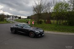 Mercedes AMG (Kurt Blythman) Tags: nurburgring nordeschliefe green hell ring track cars auto racing