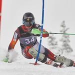 Kyle Alexander at U19 Nationals Slalom PHOTO CREDIT: Derek Trussler