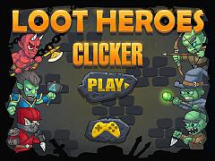 點點掠奪英雄(Loot Heroes Clicker)