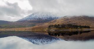 Reflejos en Escocia