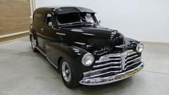 1948 Chevrolet (bballchico) Tags: 1948 chevrolet sedandelivery northwestrodarama 2017nwrodarama carshow