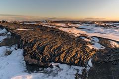 'Lava Dunes' - Iceland (Kristofer Williams) Tags: lava sanddunes beach iceland landscape sunset evening geology