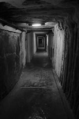 Unknown passage (CameraCat.) Tags: canon canon550d krakow cracow poland warsaw city monochrome blackandwhite saltmine wieliczka underground mine longexposure salt shaft