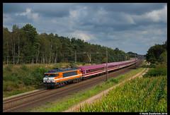 Locon 9903, Holten 16-09-2016 (Henk Zwoferink) Tags: railexperts henk zwoferink locon euro express sonderzug zug chatertrein holten alstom 9903