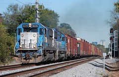 GMTX SD60 9076-341 (southernrailway7000) Tags: norfolksouthernrailroad gmtxsd609076