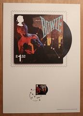 David Bowie - Let's Dance - Royal Mail Album Picture (Darren...) Tags: