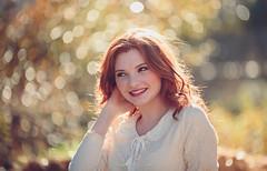 Brillo (Argos Zen) Tags: naturallight beautiful beauty portrait explore bella mujer redhead redhair