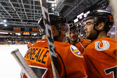 "Missouri Mavericks vs. Allen American, March 22, 2017, Silverstein Eye Centers Arena, Independence, Missouri.  Photo: © John Howe / Howe Creative Photography, all rights reserved 2017 • <a style=""font-size:0.8em;"" href=""http://www.flickr.com/photos/134016632@N02/33606010085/"" target=""_blank"">View on Flickr</a>"