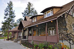 Jasper Town, Jasper National Park, Canada (leo_li's Photography) Tags: jaspernationalpark alberta canada 加拿大 亞伯達省 canadianrockymountains rockymountains 洛磯山脈 parc national jasper 亞伯達 艾伯塔省 艾伯塔