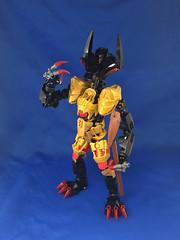 Anubis 2 (Ballom Nom Nom) Tags: bionicle lego anubis egypt egyptian jackal god