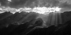 in the mountains (mahohn) Tags: 21 bw monochrome valfurva lombardia italien
