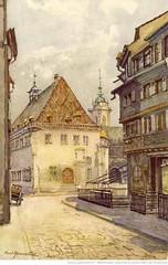 Colmar (Alsace) Rue des Tanneurs - 1930 (Maison de l'Alchimiste) Tags: colmar alsace