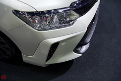 MotorShow_2017-04-02_5411 (kamaruld) Tags: bangkok thailand carshow bangkokinternationalmotorshow autoshow toyota altis vios camry hybrid