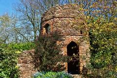 Folly in Bridgemere Gardens (Eddie Crutchley) Tags: europe england cheshire outdoor sunlight folly gardens simplysuperb greatphotographers