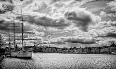 af Chapman (photomatic.se) Tags: ifttt 500px sky sea water boat tourism ship sweden stockholm stf sailship afchapman