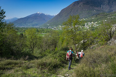 Montecrestese - Domodossola - 09.04.17-17 (Maurizio Piazzai) Tags: 090417 altoggio baita cai domodossola montecrestese verbania montagna