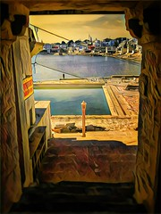 India series (Nick Kenrick..) Tags: india pushkar hindu lake ghat