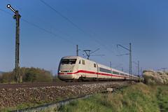 ICE1 Tz 162 (DB) Altendorf (Fabian´s Eisenbahn Fotografie) Tags: bahn nürnberg bamberg altendorf buttenheim ice ice1 ice4 formsignal vde vde81 vde8 sbahn forchheim s1 hirschaid db ag dbag drg