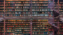Books 📕📕📕📕📕 (Sam-H-A) Tags: books sony zeiss sonya7rii a7rii batis225 batis25 batis25mmf2 library amsterdam rijksmuseum