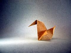 Pato (Duck) - Manuel Carrasco (Rui.Roda) Tags: origami papiroflexia papierfalten canard pato duck manuel carrasco