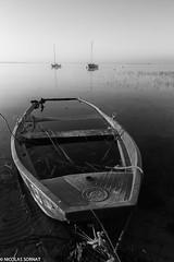 Lacanau (Nicko91220) Tags: beach nature sea mer lacanau ocean boat lake wb nb bordeaux