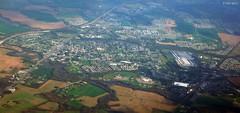 Smyrna, DE (zeesstof) Tags: aerial aerialview businesstrip compact delaware houstontophiladelphia lumix northeast smyrna united unitedairlines windowseat zeesstof