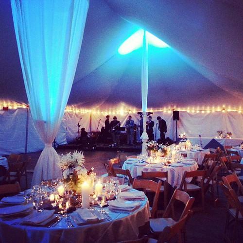 #hamptonswedding #fallwedding #Hamptons #weddingdesign #wedding #dancefloor