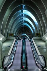 IMG_9636 (@kim78) Tags: station train gare escalator trainstation luik trein lige roltrap guillemins