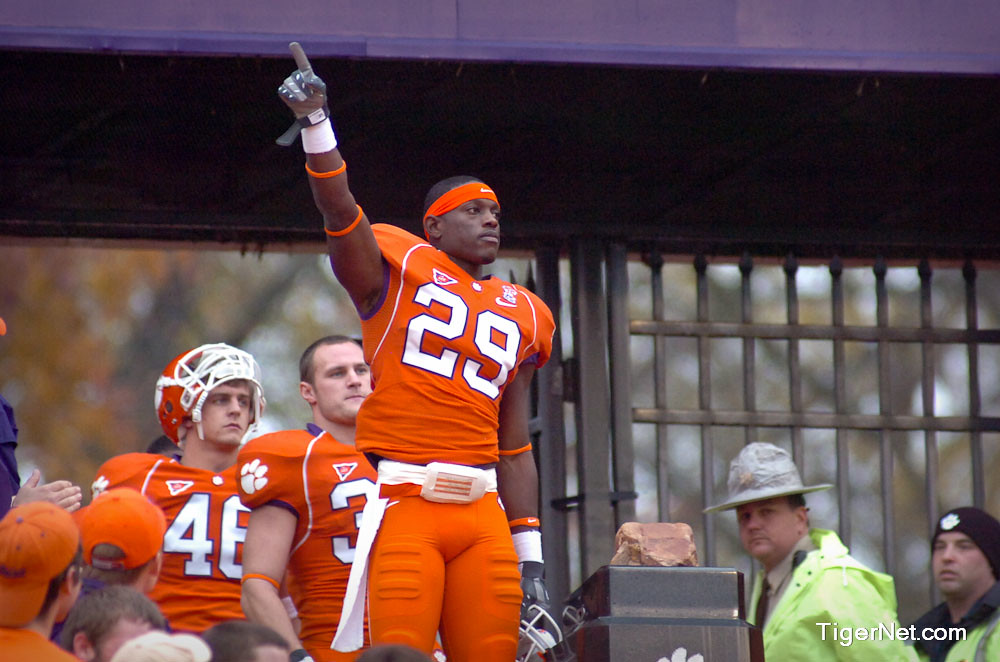 Clemson Photos: 2008, Football, Haydrian  Lewis, South  Carolina