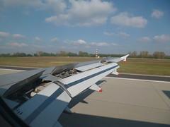 Budapest Ferenc Liszt (Ferihegy) International Airport (paulburr73) Tags: budapest landing airbus ba britishairways runway a320 ferihegy spoilers a320232 lhbp ferencliszt geuuv runway31r budapestferenclisztinternationalairport