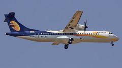 Jet Konnect ATR72 VT-JCS (Aiel) Tags: bangalore atr atr72 jetairways bengaluru jetkonnect vtjcs