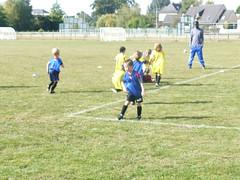 Entrainement de l'école mixte de football - 21/09/2013