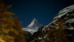 Bei Nacht (habi) Tags: longexposure night zermatt whitemagic