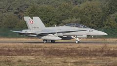 J-5232 F:A-18D (Sonic Images) Tags: exercise tiger 2009 meet nato kleine brogel fa18d j5232