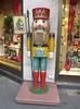 giant wooden soldier (squeezemonkey) Tags: berlin shop display german woodensoldier käthewohlfahrt