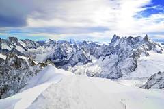 Chamonix Mont Blanc / Valle Blanche (Arnaud Bachelard) Tags: mountain alps montagne alpes french savoie chamonix mont blanc haute aiguilles aiguille rhnealpes