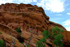 "Huge Red Sandstone formation • <a style=""font-size:0.8em;"" href=""http://www.flickr.com/photos/34843984@N07/15358830470/"" target=""_blank"">View on Flickr</a>"