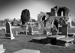 Kinloss Abbey (acwinfi) Tags: cemeteries abbey ruins graves historic memorials kinloss