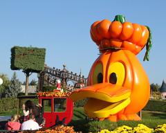 Halloween season 2014 - Disneyland Paris - 0637 (Snyers Bert) Tags: park parque paris france halloween season duck euro disneyland disney donald resort land frankrijk vrienden parc donaldduck parijs disneylandparis dlp mensen plaatsen dlrp marnelavallee gebeurtenissen halloweenseason