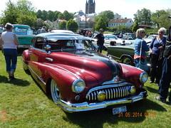 Buick Radmaster 1948 (caddy58) Tags: cars 1948 car buick crusing mariestad roadmaster 2014