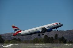 British Airways - G-MIDX - A320-200 (Aviation & Maritime) Tags: norway airbus ba bergen britishairways a320 flesland airbus320 a320200 bgo enbr gmidx bergenlufthavnflesland airbus320200 bergenairportflesland