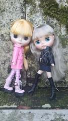 Sylvie and Johanna go on a day trip.