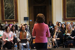 Women in Business at the White House (businessforward) Tags: washingtondc women tech whitehouse business startups manfacturing whitehousebusinesscouncil